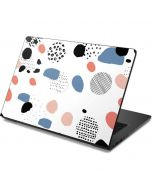 Patterned Dots Dell Chromebook Skin
