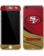 San Francisco 49ers iPhone 6/6s Skin