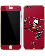 Tampa Bay Buccaneers Large Logo iPhone 6/6s Skin