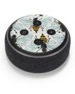 Honey Bee Amazon Echo Dot Skin