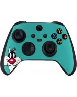 Sylvester Zoomed In Xbox Series X Controller Skin