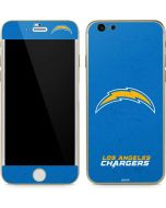 Los Angeles Chargers - Alternate Distressed iPhone 6/6s Skin