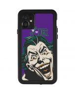 The Classic Joker iPhone 11 Waterproof Case