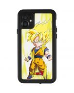Super Saiyan iPhone 11 Waterproof Case