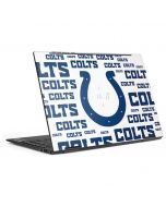 Indianapolis Colts White Blast HP Envy Skin