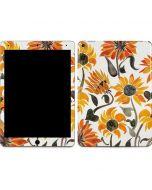 Yellow Sunflower Apple iPad Air Skin