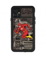 Flash Mixed Media iPhone 11 Waterproof Case