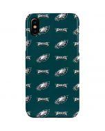 Philadelphia Eagles Blitz Series iPhone XS Max Lite Case
