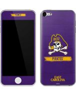 East Carolina Pirates Apple iPod Skin