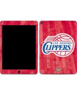 Los Angeles Clippers Hardwood Classics Apple iPad Air Skin
