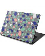 Cement Terrazzo Dell Chromebook Skin