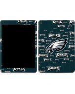 Philadelphia Eagles Blast Apple iPad Air Skin