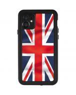 Great Britain Flag iPhone 11 Waterproof Case