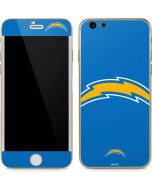 Los Angeles Chargers Large Logo iPhone 6/6s Skin