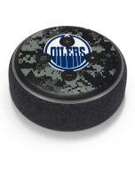 Edmonton Oilers Camo Amazon Echo Dot Skin