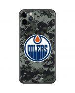 Edmonton Oilers Camo iPhone 11 Pro Max Skin