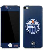 Edmonton Oilers Distressed Apple iPod Skin