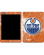 Edmonton Oilers Frozen Apple iPad Skin