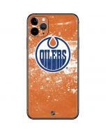 Edmonton Oilers Frozen iPhone 11 Pro Max Skin