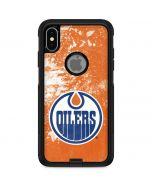 Edmonton Oilers Frozen Otterbox Commuter iPhone Skin