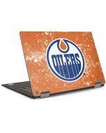 Edmonton Oilers Frozen Dell XPS Skin