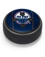 Edmonton Oilers Home Jersey Amazon Echo Dot Skin