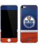 Edmonton Oilers Jersey Apple iPod Skin