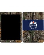 Edmonton Oilers Realtree Xtra Camo Apple iPad Skin