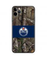 Edmonton Oilers Realtree Xtra Camo iPhone 11 Pro Max Skin