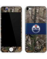 Edmonton Oilers Realtree Xtra Camo Apple iPod Skin