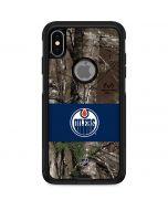 Edmonton Oilers Realtree Xtra Camo Otterbox Commuter iPhone Skin