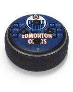 Edmonton Oilers Vintage Amazon Echo Dot Skin