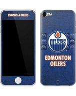 Edmonton Oilers Vintage Apple iPod Skin