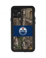 Edmonton Oilers Realtree Xtra Camo iPhone 11 Waterproof Case