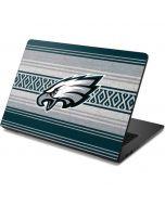 Philadelphia Eagles Trailblazer Dell Chromebook Skin