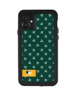 Oakland Athletics Full Count iPhone 11 Waterproof Case