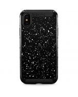 Black Speckle iPhone XS Max Cargo Case