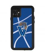 Villanova Basketball Print iPhone 11 Waterproof Case