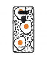 Eggs LG K51/Q51 Clear Case