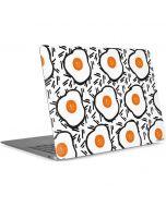 Eggs Apple MacBook Air Skin