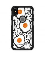 Eggs Otterbox Commuter iPhone Skin