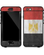 Egyptian Flag Distressed LifeProof Nuud iPhone Skin