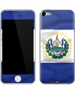 El Salvador Flag Apple iPod Skin