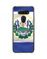 El Salvador Flag LG K51/Q51 Clear Case