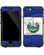 El Salvador Flag LifeProof Nuud iPhone Skin