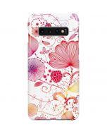 Elegant Flowers Galaxy S10 Plus Lite Case