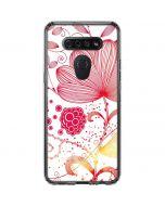 Elegant Flowers LG K51/Q51 Clear Case