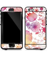 Elegant Flowers LifeProof Nuud iPhone Skin