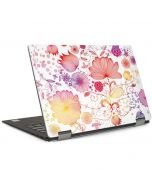 Elegant Flowers Dell XPS Skin