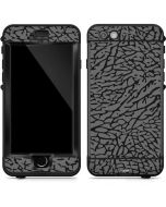 Elephant Print Grey LifeProof Nuud iPhone Skin